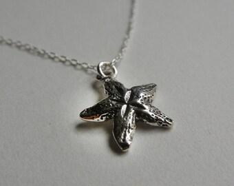 Little Starfish Necklace