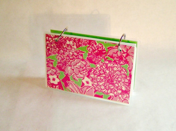 index card binder 3 x 5 or 4 x 6 index card holder