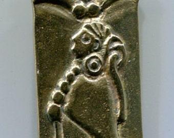 Freya Pendant - Bronze