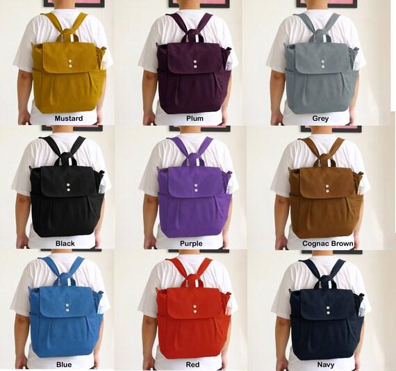 One Shoulder Diaper Bag Backpack 92