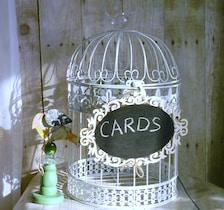 Wedding Gift Card Cage : Bird Cage Wedding Card Holder Wedding Gift Cards Holder