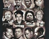 Black History Legends Tee