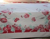 Cherry Blossom Table Cloth, Tablecloth, Cherry Blossom - JITTT