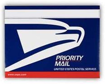 Priority Mail Supplemental Charge