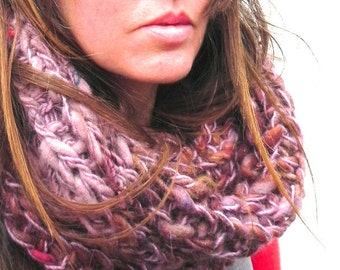 snowberry cowl