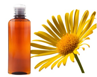 Arnica Infused in Organic Olive oil ( Macerated) 1.7 oz / 50 ml