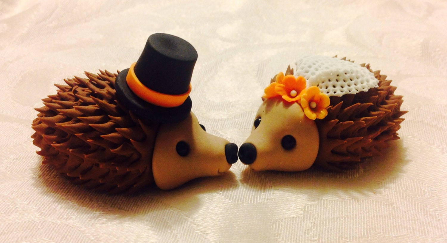 Hedgehog Wedding Cake