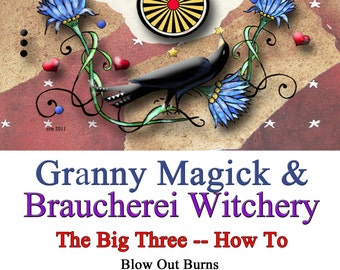Lesson 3 Granny Magick Braucherei Witchery The Art of Whisper Magick Course  Digital Download