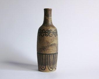 Mid Century German Ceramano Vase  60s