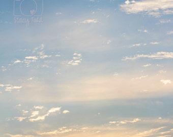 FIVE Sunset Cloud Overlays