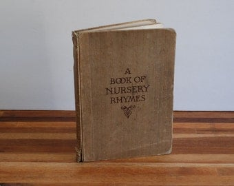 A Book Of Nursery Rhymes - Francis D Bedford - Doubleday & McClure Co. 1897