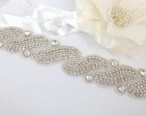 Unique Bridal Sash Ribbon Related Items Etsy