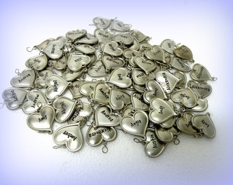 75 Piece- Jewelry Lot Supplies- Key Chains- Zipper Pulls- Backpacks- DIY- Crafts- Findings-Lunch Bags- Shoes- Hearts- Purses