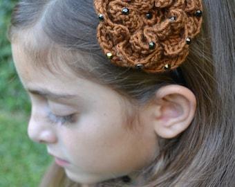 15 Petal Flower Headband