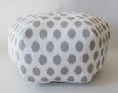 """24"""" Ottoman Pouf Floor Pillow JoJo"""