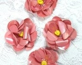Mauve / Pink Small Sequin Flowers