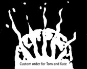 Custom Order - Final Payment for Tom and Kate: Guy's Brass Belt Buckle