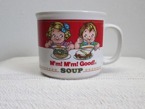 Campbell Soup Mug 1989
