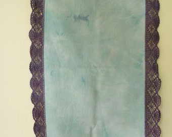 Vintage hand dyed textile  3