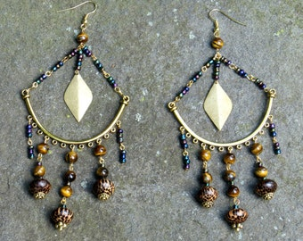 Queen of the Nile Earrings