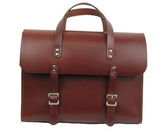 Leather Briefcase/Bag Unisex