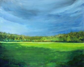 Sturm - Original Landscape Painting