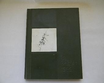 YEARBOOK, 1969 St. Regian Yearbook, Paul Smith's College, New York