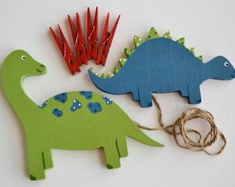 Dinosaur Artwork Hanger, Artwork Display