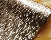 Bling bling bronze wallpaper