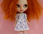 Rosiee Gelutie Collared Dress with Puffy Sleeve