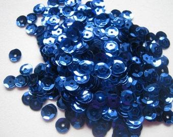 Blue Sequins - Large Lot