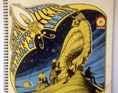 Iron Butterfly Recycled Record Album Cover Book