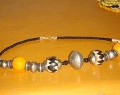 Beautiful African Bead Necklace