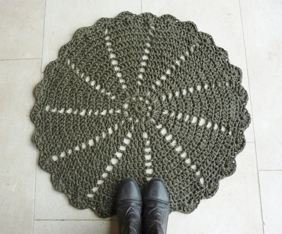 Badkamer Kleed : Crochet Doily Blanket