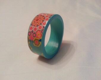 New handmade Spring Bangle Bracelets