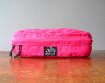 Vintage 80's NWT Fanny Pack - Jandd Neon Pink