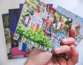 Illustrated Postcard Set (Pack of 20)