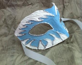 Custom IceMan  / Venetian Winter Wonderland Mask Series