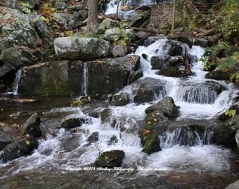 Crabtree Falls 2 - Blue Ridge Parkway - Virginia