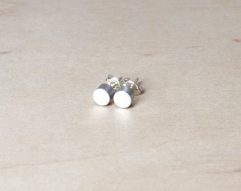 Minimalist Stud Earrings Contemporary Jewelry