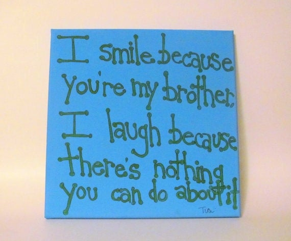 Items similar to Quotes on Canvas, Custom Canvas Quote ...