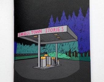 Small Town Stories - Alternative  Underground Comic Book / Graphic Novel