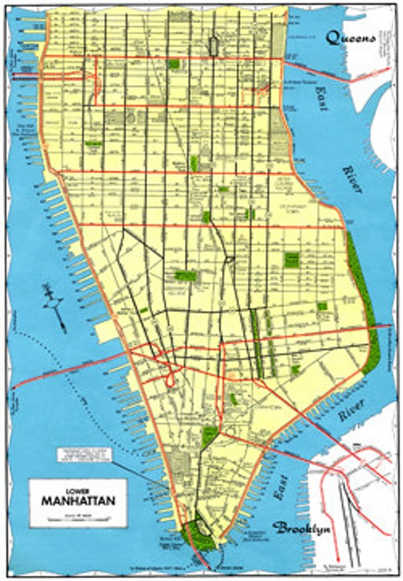 List Of Cities In New York Island