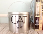 Cat Treat Container