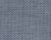 Custom 1.5 yard listing for lovejill - Robert Kaufman Chambray Union - Dots