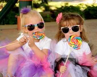 Custom Tutu:  Toddler Sizes 2T, 3T, 4T -  You Choose Color(s)