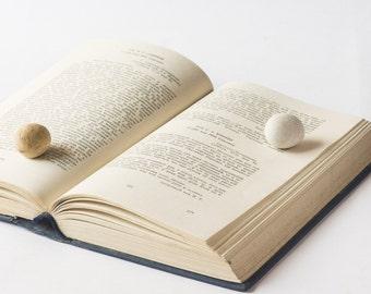Vintage Russian book, Turgenev Russian novelist, letters 1967 in Russian, French, German