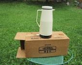 Vintage Thermos Brand Coffee Carafe