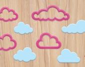 Cloud Cutter 4 Pc Set