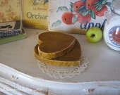 Heart Wooden Chopping Boards for Dollhouse